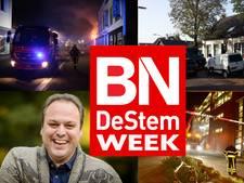Frans Bauer vereerd, Patricia Paay naar Patersven en branden in Roosendaal en Bergen op Zoom