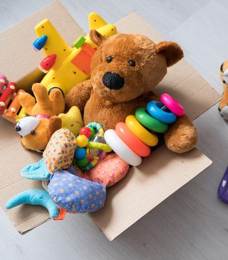 Intradel organise une grande collecte de jouets dans ses recyparcs le 16 octobre