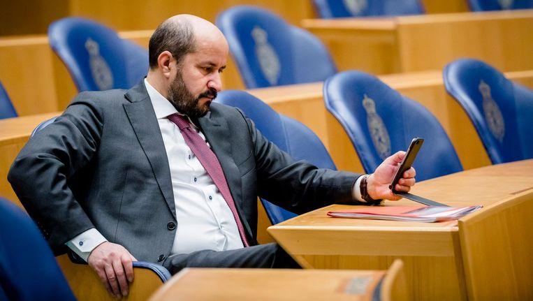 Pvda-kamerlid Ahmed Marcouch Beeld anp