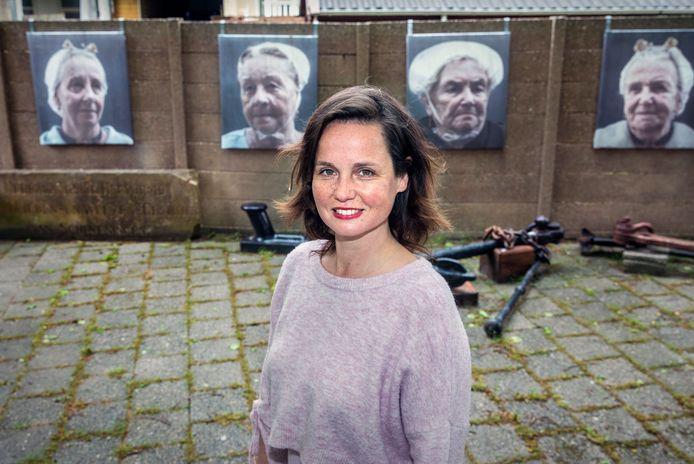 """Tamara Peers, de nieuwe directeur van Muzee Scheveningen. ,,Als er een instelling is die met zijn activiteiten het publiek uit het stadsdeel bereikt, zijn wij het."""""""
