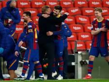 Koeman heeft ervaren krachten terug voor Clásico en Spaanse bekerfinale