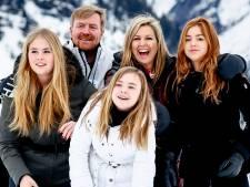 Koninklijk gezin vermijdt sociale contacten vanwege coronavirus in Lech