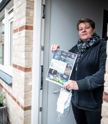 Raaltese voert actie tegen mondkapjesvervuiling; gemeente haakt aan