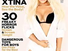 Christina Aguilera se dénude pour Maxim