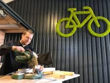 Fietsenzaak SPAAK in Berkel-Enschot is klaar voor de opening. Maar wanneer dat is...