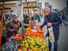 Een markt zonder plastic tasjes? Dat is een zaak van keiharde euro's