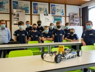Leerlingen Richtpunt campus Zottegem winnen Juniorprijs op Solar Olympiade met zonnewagen