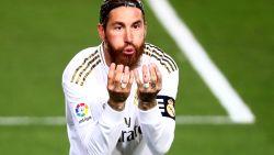 Gouden zaak voor Real Madrid: Ramos schenkt Koninklijke vanop de stip bonus van vier punten op Barcelona