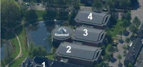 Politiek wil 'wauwfactor' voor nieuwe raadzaal in Meierijstad