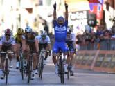 Alaphilippe wint de sprint van elitegroep in spectaculaire finale