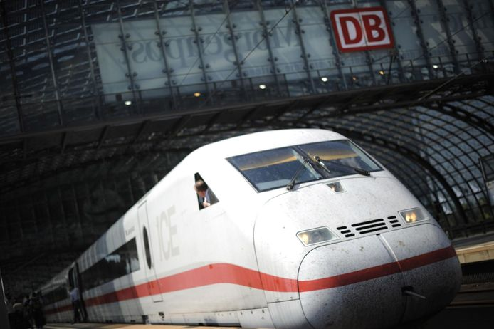 De trein doet er nu bijna 6,5 uur over om van Amsterdam naar Berlijn te komen.