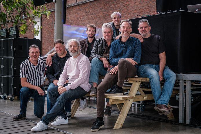 Ben Mouling (Oldskool Belgium), Steve Cop, Sven Wille (Bar Noord), Guy-Ohm, Pierre Elitair, Sven Van Hees, DJ Prinz en CJ Bolland.
