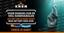 De KNRM is de campagne 'Check je hart' gestart die duikers bewust moet maken van het gevaar van hart- en vaatziekten.