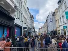 Près de 20.000 personnes dans le centre de Gand ce vendredi