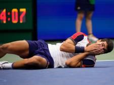 Spaans tienertalent Alcaraz stunt op US Open tegen Tsitsipas