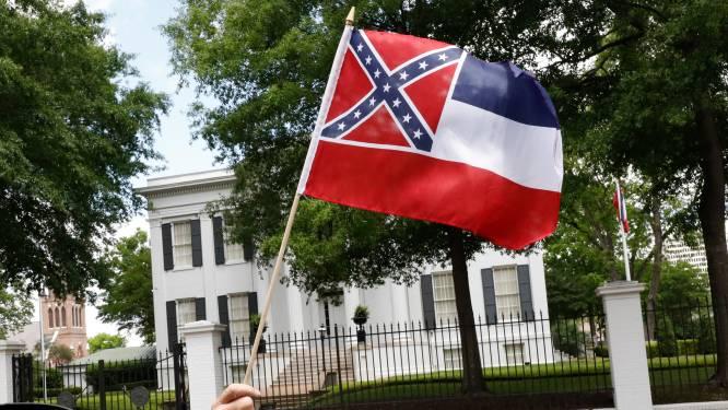 Mississippi haalt omstreden Confederatie-embleem uit vlag