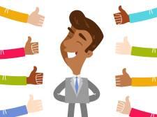 'Hoe vaker mensen je zien op werk, hoe positiever ze denken over je'