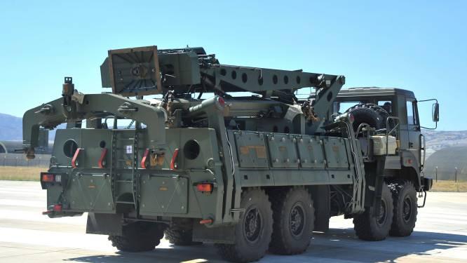 """VS waarschuwen voor """"ernstige gevolgen"""" na Turkse test met Russische raketafweersysteem"""