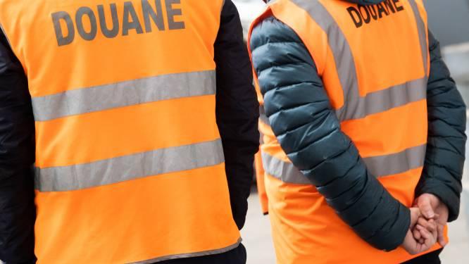 Douaniers houden stiptheidsacties aan de grenzen