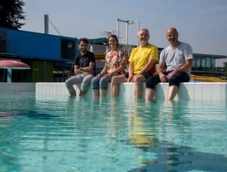 Ook inwoners van Wichelen kunnen aan lager tarief zwemmen in openluchtbad De Warande in Wetteren