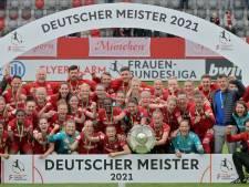 Beerensteyn pakt Duitse titel met Bayern München, Van de Sanden en Janssen grijpen mis
