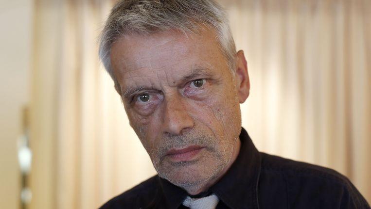 William Cliff, de Belgische winnaar van de Franse literaire onderscheiding. Beeld AFP