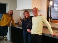 Wat kunnen Inge en Robert uit Veenendaal met hun kleine huis? Dat is te zien op tv in 'De Perfecte Verbouwing'