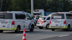 Alweer bestuurder klemgereden door politie op snelweg in Antwerpen