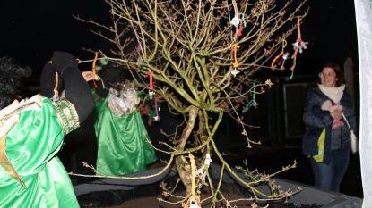 Huis van het Kind plaatst tutjesboom aan 't Berenhuisje