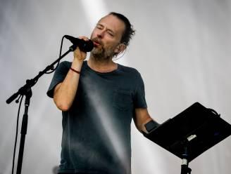 Geen Thom Yorke Tomorrow's Modern Boxes op Rock Werchter 2021