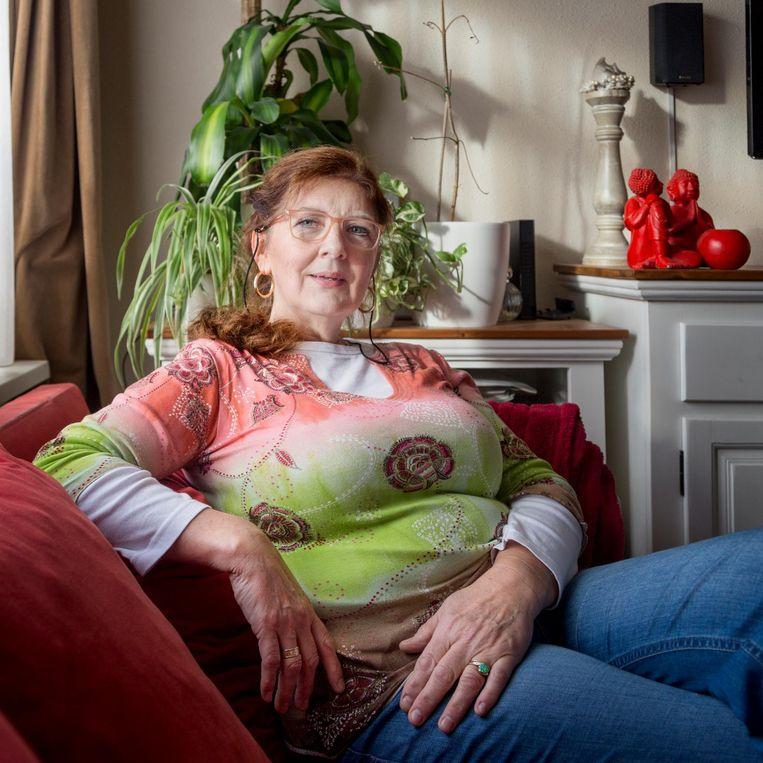 Ingrid Schouten-van Leeuwen Beeld Pauline Niks