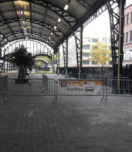 Bussen in plaats van treinen, het leidt niet tot problemen op station Den Bosch