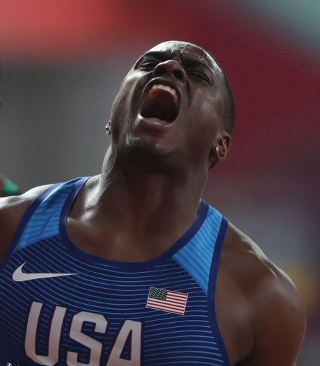 Wereldkampioen Coleman mist Spelen ondanks ingekorte schorsing