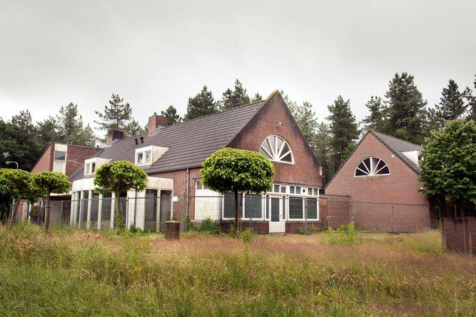Het voormalige bordeel Badda Bing aan de Rijksweg in Hulten.