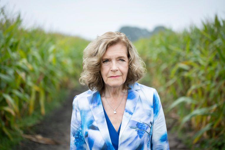Afstandsmoeder Trudy Scheele-Gertsen. Beeld Bram Petraeus