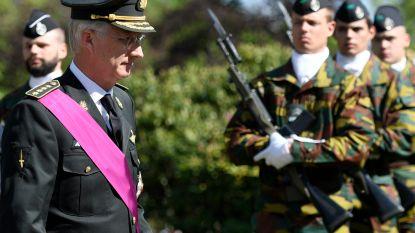 Koning Filip vraagt aandacht voor vergeten graven van gesneuvelde militairen