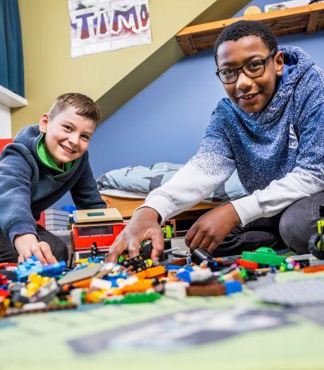 Timo (10) en Jeremi (11) strijden voor titel Lego Masters Kids 2021: 'Een bekende Nederlander hoef ik niet te worden'