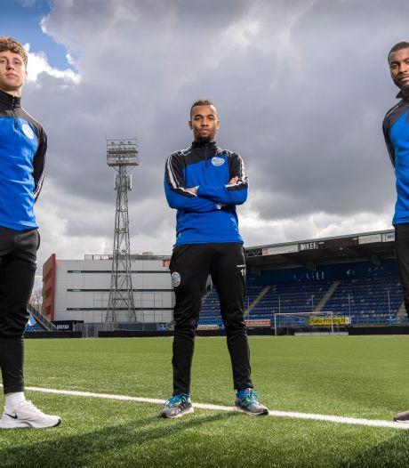 Internationals FC Den Bosch: 'Die laatste plaats slaat nergens op'