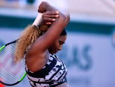 Nouvelle sensation à Paris: Williams prend la porte