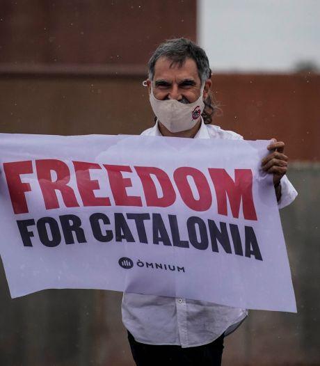 Graciés, les neuf indépendantistes catalans ont quitté la prison