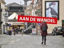 Ga eropuit en aanschouw deze ode aan kunstschilder Leo Gestel in de binnenstad van Woerden