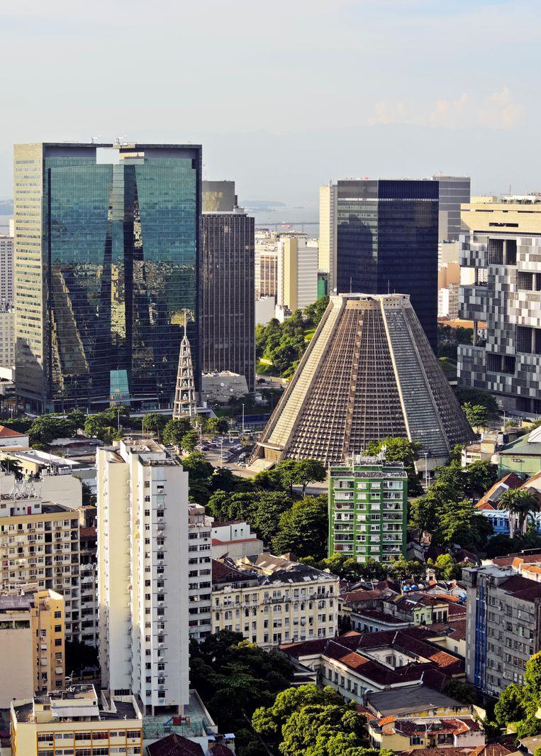 Rio de Janeiro. Beeld getty images
