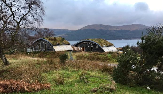 Cove Park in Schotland