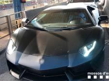 Nederlandse voetballer opgepakt in Spanje: reed met vervalst rijbewijs in Lamborghini