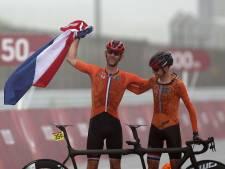 Medailleregen in Tokio houdt aan: goud voor tandemduo Ter Schure en Fransen