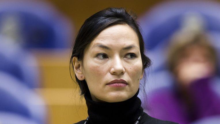 Mariko Peters. Beeld ANP XTRA