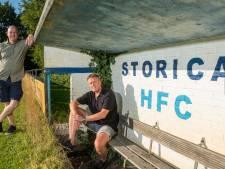 Bij kleinste club in de regio groeit alleen nog het gras; na ledenval is er nog maar één elftal (en dat is het tweede)