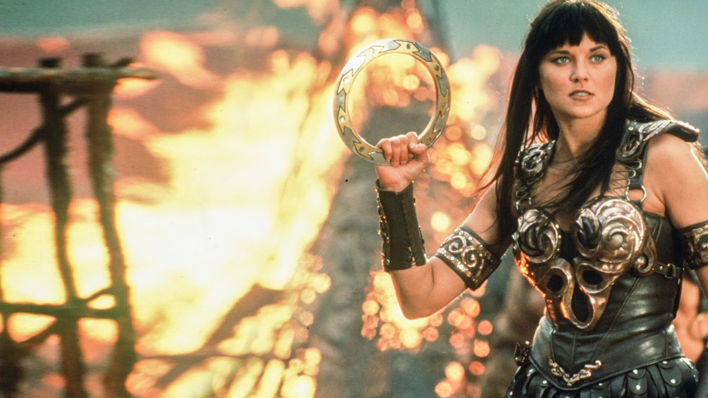 Xena, The Warrior Princess