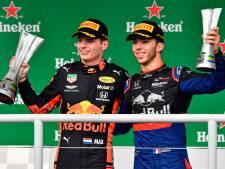 Au terme d'une course folle, Verstappen remporte le Grand Prix du Brésil devant Gasly, Hamilton pénalisé