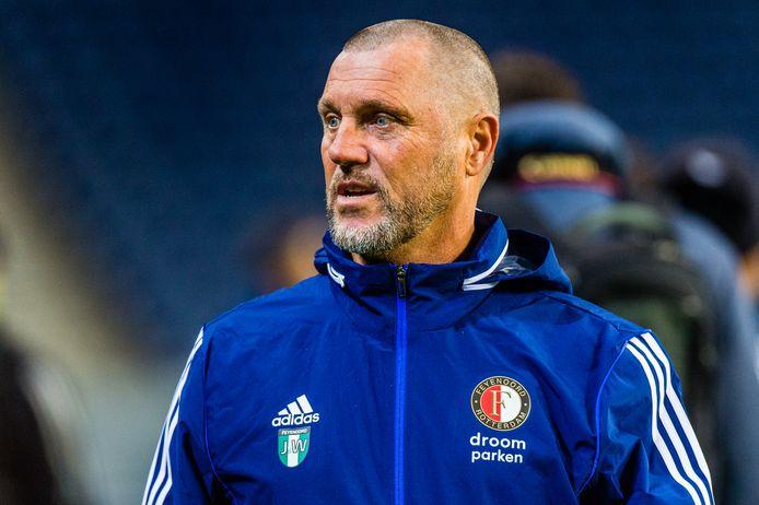 John de Wolf terug in Porto als assistent-trainer van Feyenoord.